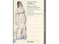 楽譜 TOSCA - Ricordi Opera Vocal Series - PUCCINI - RICORDI