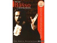 楽譜 CANTOLOPERA: ARIE PER BASSO VOL. 2 - THE OPERA REVOLUTION CD付き - RICORDI