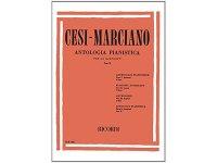 楽譜 ANTOLOGIA PIANISTICA PER LA GIOVENTU - FASC. II - CESI - MARCIANO - RICORDI