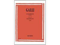 楽譜 30 ESERCIZI OP. 100 - GALLI - RICORDI