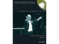 楽譜 THE BEST OF ENNIO MORRICONE VOLUME 3 CD付き - ORIGINAL SOUNDTRACK COLLECTION - CONTAINS A CD WITH THE FILM MUSIC OF ENNIO MORRICONE - RICORDI