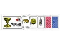 MODIANO イタリアのゲーム「メルカンテ・ディ・フィエラ」用トランプ  【カラー・マルチ】