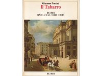 楽譜 IL TABARRO - RICORDI OPERA VOCAL SCORE SERIES - PUCCINI - RICORDI