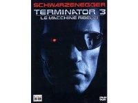 イタリア語などで観るアーノルド・シュワルツェネッガーの「ターミネーター3」 DVD 2枚組  【B1】【B2】