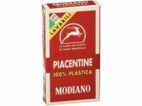 MODIANO ピアツェンツァ・トランプ Piacentine 81/10 300156 【カラー・マルチ】