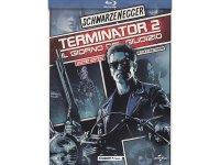 イタリア語などで観るアーノルド・シュワルツェネッガーの「ターミネーター2」 Blu-ray  【B1】【B2】