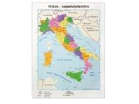 イタリア マップ 21 x 29.7 cm