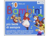 CD オーディオブック 聞いて楽しい10の童話集 CD4枚組 【A1】【A2】【B1】【B2】