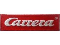イタリア 刺繍ワッペン CARRERA 【カラー・レッド】【カラー・ホワイト】