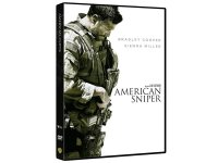 イタリア語などで観るクリント・イーストウッドの「アメリカン・スナイパー」 DVD  【B1】【B2】
