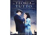 イタリア語などで観るジェームズ・マーシュの「博士と彼女のセオリー」 DVD  【B1】【B2】