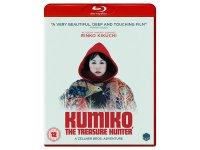 イタリア語などで観る菊地凛子の「Kumiko the Treasure Hunter」Blu-ray  【B1】【B2】