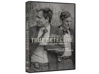 イタリア語などで観る マシュー・マコノヒーの「TRUE DETECTIVE/トゥルー・ディテクティブ  シーズン1」 DVD 3枚組  【B2】【C1】