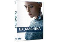 イタリア語などで観る映画 アレックス・ガーランドの「エクス・マキナ」 DVD  【B1】【B2】