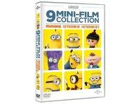 イタリア語などで観る「ミニオンズ 9ミニ・ムービー・コレクション」 DVD【A1】【A2】【B1】【B2】