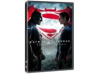 イタリア語などで観る映画 ベン・アフレックの「バットマン vs スーパーマン ジャスティスの誕生」 DVD  【B1】【B2】