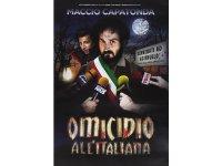 イタリア語で観るイタリア映画 Maccio Capatondaの「Omicidio all'italiana」 DVD  【B1】【B2】