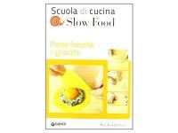スローフード・スクール イタリア語で学ぶ手打ちパスタとニョッキの料理 【B2】