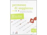 CD付き 滞在許可書試験対策問題集 イタリア語 【A2】