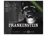 CD オーディオブック フランケンシュタイン  【A1】【A2】【B1】【B2】【C1】