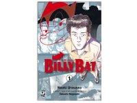 イタリア語で読む、浦沢直樹の「BILLY BAT」1巻-10巻 【B1】【B2】