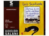 CD オーディオブック ルイス・セプルベダの猫とネズミの物語 【A1】【A2】【B1】【B2】【C1】