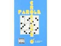 イタリア語実用単語で遊ぶクロスワード 2 【A2】【B1】