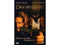 イタリア語などで観るロブ・コーエンの「ドラゴンハート」  DVD 【B1】【B2】【C1】