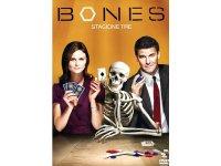 イタリア語などで観る、エミリー・デシャネルの「BONES シーズン3」 DVD 4枚組