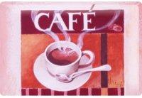 アンティーク風サインプレート イタリア エスプレッソ Espresso 30x20cm【カラー・マルチ】