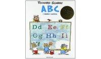 イタリア語 アルファベットから学ぼう リチャード・スキャリーの絵本 ABC. I grandi classici Richard Scarry 対象年齢3歳以上 【A1】