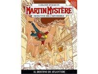 イタリア語で読むイタリアの漫画、Sergio Bonelli Editoreの隔月「Martin Mystere」【A1】【B2】