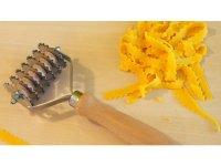 手打ちパスタ用 7枚刃波型タリアテッレカッター 9,5 mm