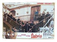 イタリア 映画 アンティークポスター Ludwig (1973年) ルードウィヒ神々の黄昏 ルキノ・ヴィスコンティ 50 x 70 cm FOTO BUSTE