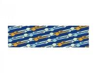3柄展開 BARILLA テーブルランナー 150 x 44 cm バリッラ【カラー・ブルー】【カラー・イエロー】【カラー・マルチ】
