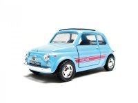 4色展開 FIAT 500 モデルカー 模型 フィアット【カラー・レッド】【カラー・ブルー】【カラー・ブラック】