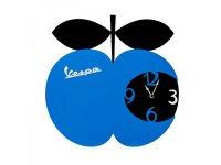 2色展開 VESPA 壁掛け時計MELA VESPA ヴェスパ【カラー・ブルー】【カラー・レッド】【カラー・ブラック】