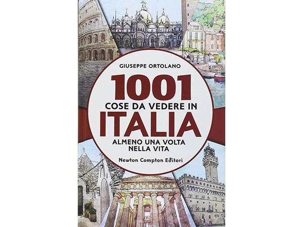 画像1: 一生に一度は、イタリアで見ておくべき1001 【B1】 【B2】