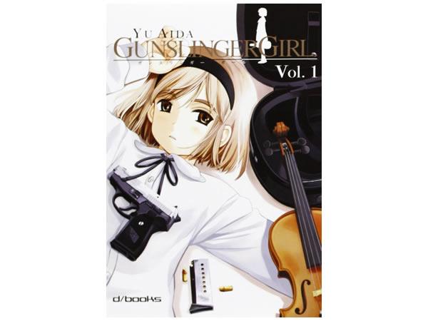 画像1: イタリア語で読む、相田裕の「GUNSLINGER GIRL」1巻-12巻 【B1】