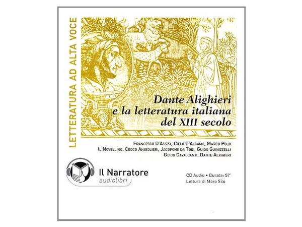 画像1: CD オーディオブック ダンテ・アリギエーリと18世紀のイタリア文学  【B2】【C1】