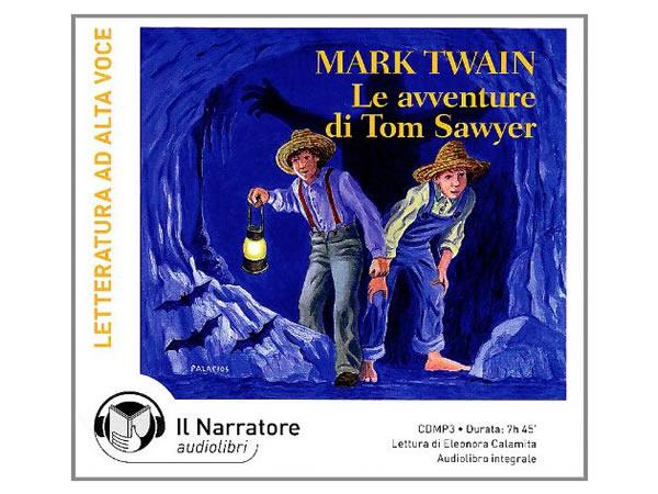画像1: CD オーディオブック マーク・トウェインの「トム・ソーヤーの冒険」  【A1】【A2】【B1】【B2】