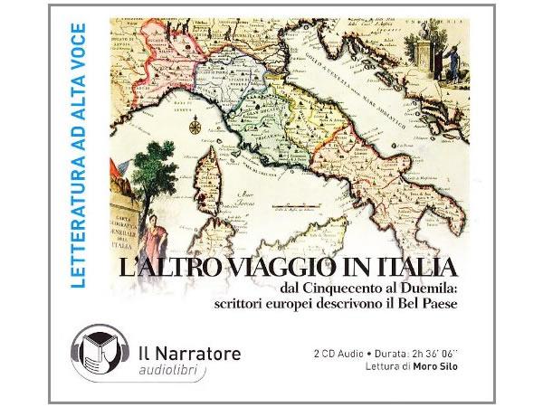 画像1: CD オーディオブック もう一つのイタリアの旅 1500年代から2000年までの文学で観るイタリア 【B1】【B2】【C1】