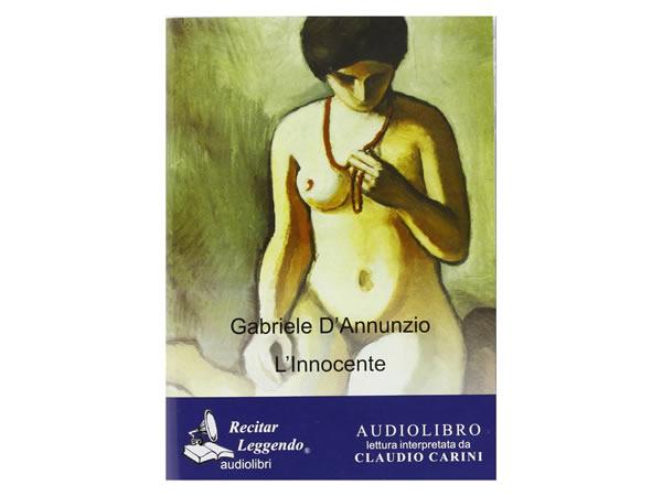 画像1: CD オーディオブック ガブリエーレ・ダンヌンツィオの「罪なき者」  【A1】【A2】【B1】【B2】