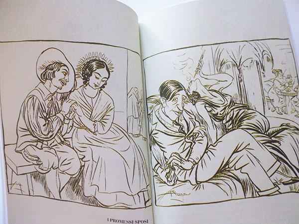 画像3: 【アウトレット・在庫限り】Caricatura milanese 【B2】【C1】
