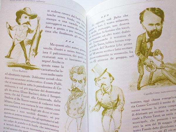画像4: 【アウトレット・在庫限り】Caricatura milanese 【B2】【C1】