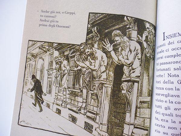画像5: 【アウトレット・在庫限り】Caricatura milanese 【B2】【C1】