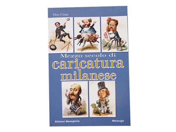 画像1: 【アウトレット・在庫限り】Caricatura milanese 【B2】【C1】