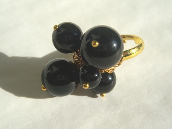画像4: センスある人に似合う リング・指輪 【カラー・ブラック】