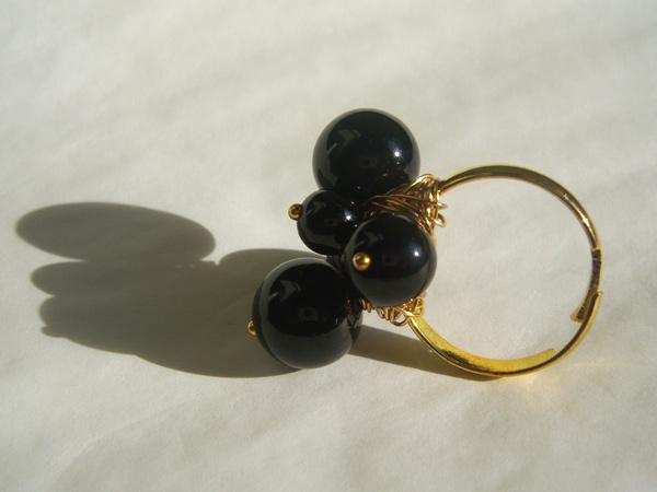画像5: センスある人に似合う リング・指輪 【カラー・ブラック】