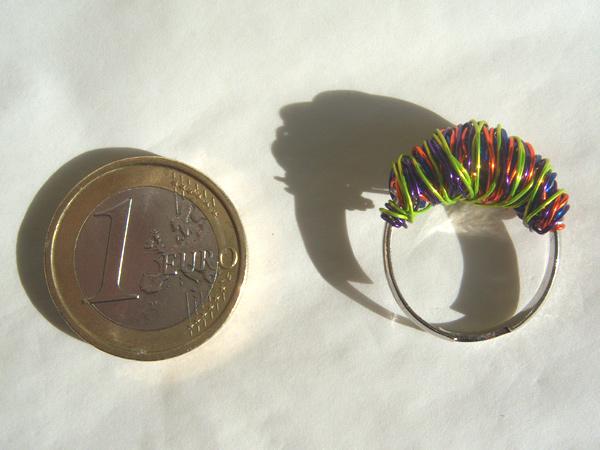 画像3: 遊び心あるポップなイメージ リング・指輪 【カラー・マルチ】
